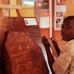 Rock Art Education at National Museum of Botswana