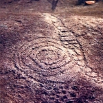 Gabon Rock Art Site