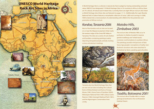 UNESCO World Heritage Sites in Africa