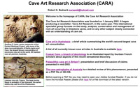 Cave Art Research Association
