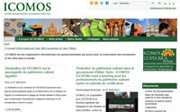 ICOMOS - International Council on Monuments & Sites