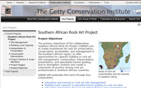 Southern African Rock Art Project