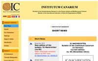 Society for the Interdisciplinary Research on the Canary Islands and Mediterranean Cultures<br /> (Institutum Canarium)