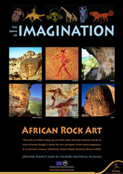 TARA Posters, Trust for African Rock Art