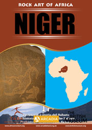 Niger, catalogue, african, rock art