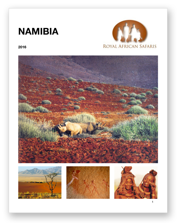 Namibia, Safari, Rock Art