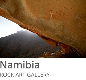 Namibia Rock Art Gallery