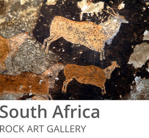 South Africa Rock Art Gallery