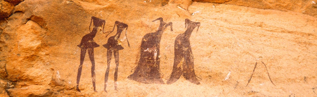 Trust For African Rock Art - Prehistoric African Paintings and ...