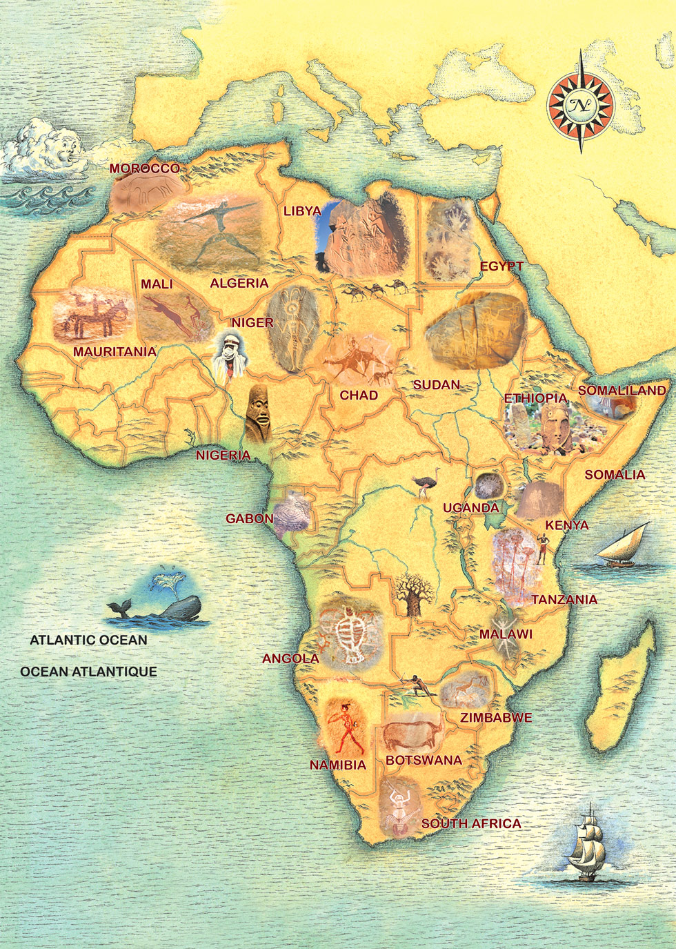 Rock Art In Africa Map Of Ancient Africa on geographical map of africa, current map of africa, blank map of africa, map of the founding of rome, map of africa with countries, climate map of africa, map of medieval africa, map of identity, map of contemporary africa, big map of africa, map of north america, map of cush, map of italian africa, map of norway africa, map of mesopotamia, map of china, map of middle east, map of east africa, map of earth africa, map of historical africa,