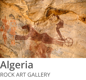 Algeria Rock Art Gallery