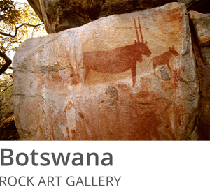 Botswana Rock Art Gallery