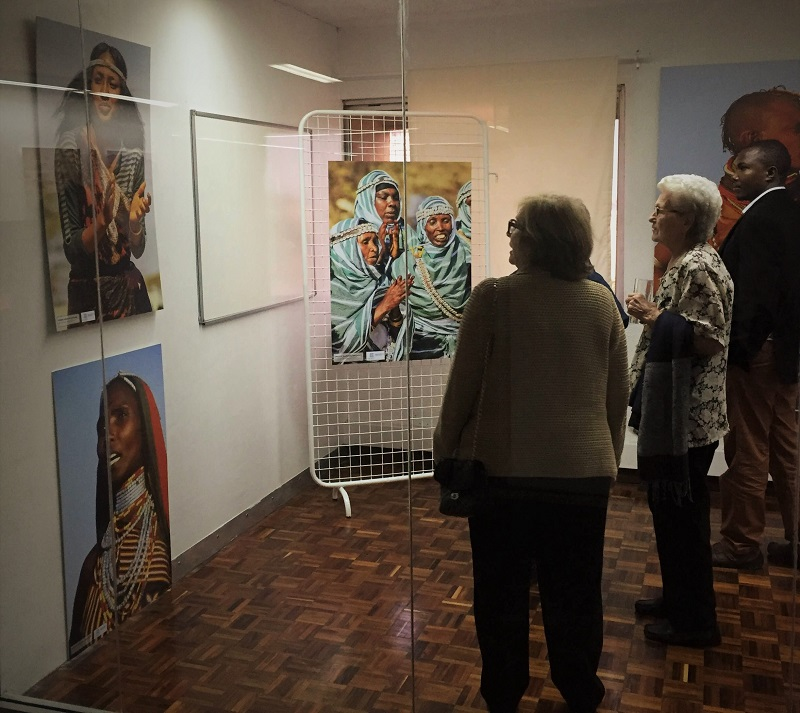 UNESCO Kenya exhibition