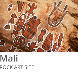 Mali Rock Art Gallery