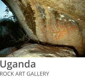 Uganda Rock Art Gallery